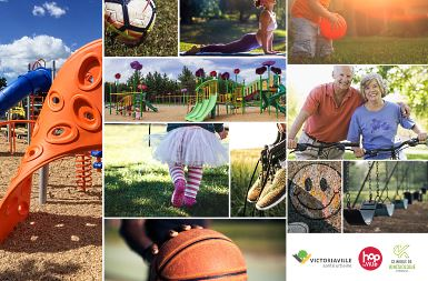10 samedis, 10 parcs: faites la Grande Tournée des parcs de Victo