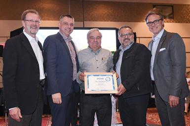 Victoriaville décroche la 3e place  au Défi Santé 2018