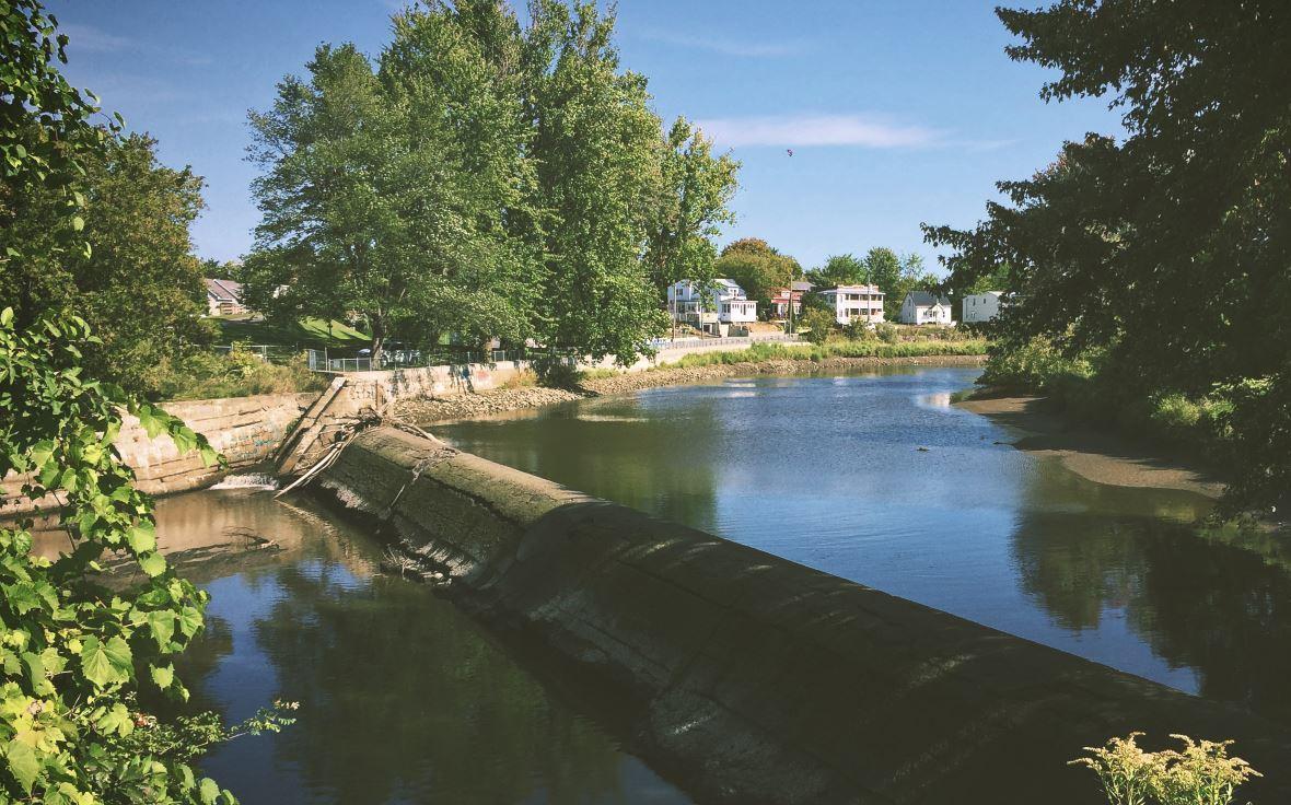 Une occasion de mettre en valeur la rivière Nicolet au parc Terre-des-Jeunes