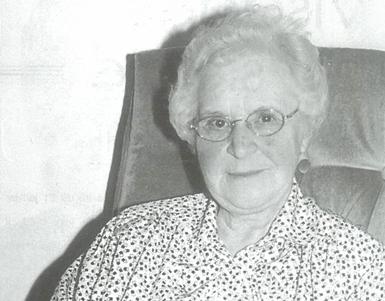 Victoriaville perd une dame au coeur immensément grand, Soeur Claire Perreault