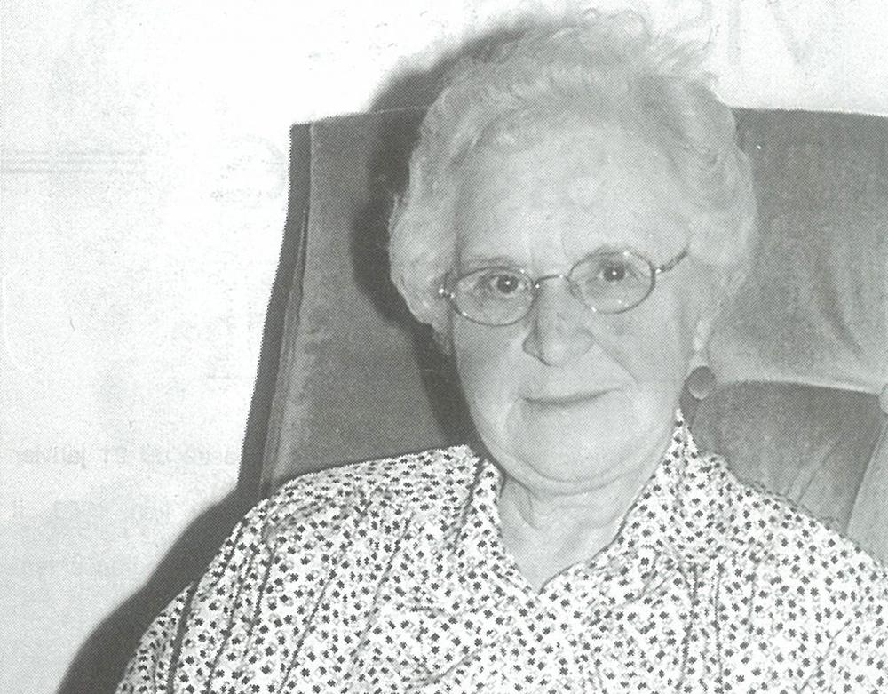 Le maire de Victoriaville, monsieur André Bellavance, ainsi que ses collègues du Conseil municipal offrent leurs condoléances à la famille et aux proches de Soeur Claire Perreault, qui a notamment été la dernière religieuse à diriger l'Hôtel-Dieu d'Arthabaska, de 1967 à 1988.