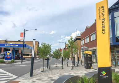 Fermeture de rues et de stationnements pour le critérium de Victoriaville