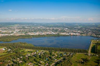 Le réservoir Beaudet, la priorité pour Victoriaville en vue de l'élection provinciale