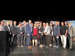 300 personnes pour entendre  les candidats et candidates du Centre-du-Québec
