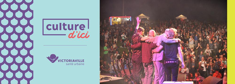 Les artistes intéressés à faire partie de la programmation estivale 2019 de Victoriaville ont jusqu'au 15 décembre 2018 pour soumettre leur proposition de spectacle au vic.to/quoifaire/saisonculturelle2019.