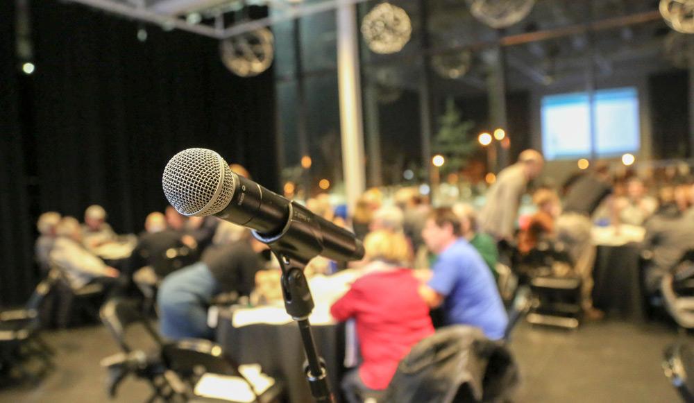 La parole est aux citoyens de Kingsey Falls, Ham-Nord, Saint-Norbert-d'Arthabaska, Sainte-Hélène-de-Chester et Tingwick pour inspirer les actions à prendre en vue de l'adoption d'un plan d'action pour la démarche Municipalité amie des ainés.