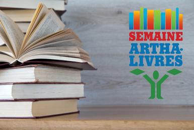 Une 2e Semaine Artha-Livres, pour valoriser le plaisir de lire!