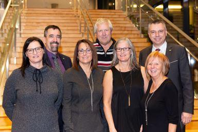La Ville de Victoriaville honore 6 employés