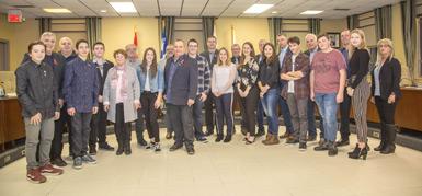 Un premier Conseil jeunesse de la MRC d'Arthabaska
