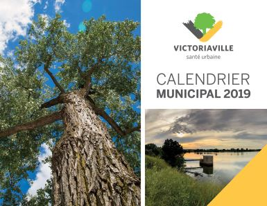 Lancement du nouveau calendrier municipal 2019