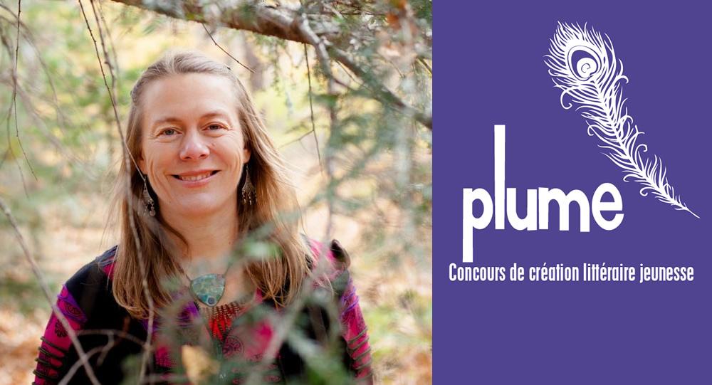 """Stéphanie Déziel, l'auteure vedette du concours PLUME, sera d'ailleurs à l'activité jeunesse gratuite """"Rencontre d'auteur"""" ce samedi 2 février à 13h30 à bibliothèque Charles-Édouard-Mailhot."""