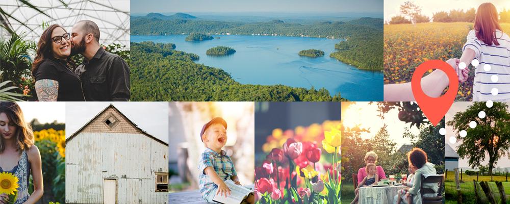 Amène ton monde dans Victoriaville et sa région: le lieu idéal pour se faire une belle vie!