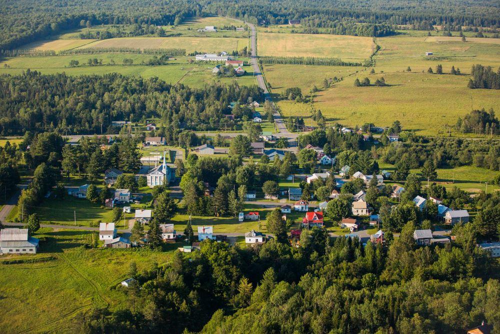 En plus d'avoir bénéficié d'une aide financière pour son Parc de la relève, la municipalité de Ham-Nord verra 2 de ses projets supportés par le Fonds de développement des territoires, dont l'installation de jeux d'eau au Parc du 150e.