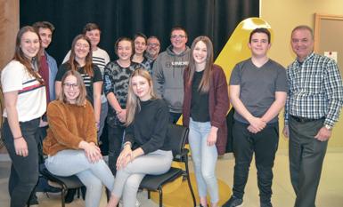 Stratégie jeunesse de la MRC d'Arthabaska: les jeunes au coeur des enjeux!