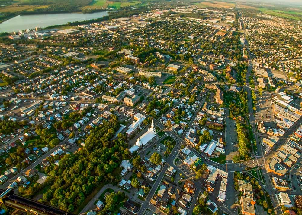 Réno-Quartiers, un programme de subvention pour rénover les quartiers anciens de Victoriaville