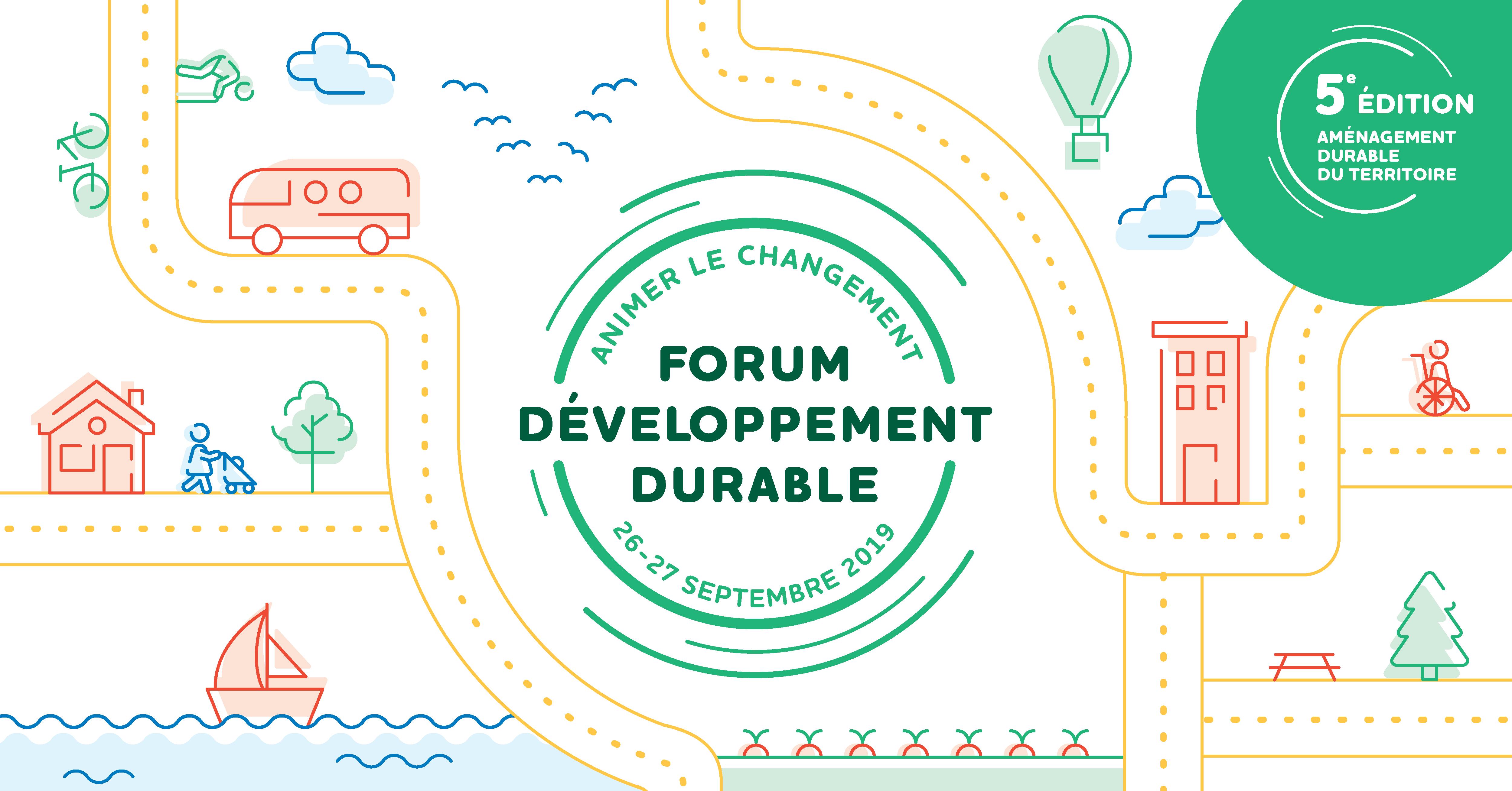 Victoriaville accueillera villes et professionnels lors du 5e Forum Développement Durable