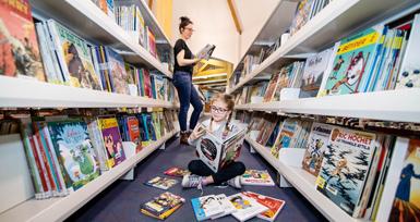Les enfants invités à passer un été tout en lecture!