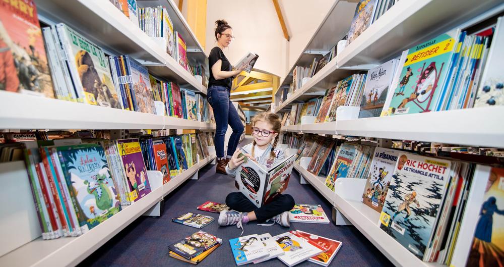Dès le 8 juin 2019, les enfants âgés de trois à douze ans sont invités à s'inscrire gratuitement au Club de lecture d'été TD à l'une ou l'autre des bibliothèques de Victoriaville. Une belle occasion de développer son intérêt pour la lecture… tout en s'amusant!