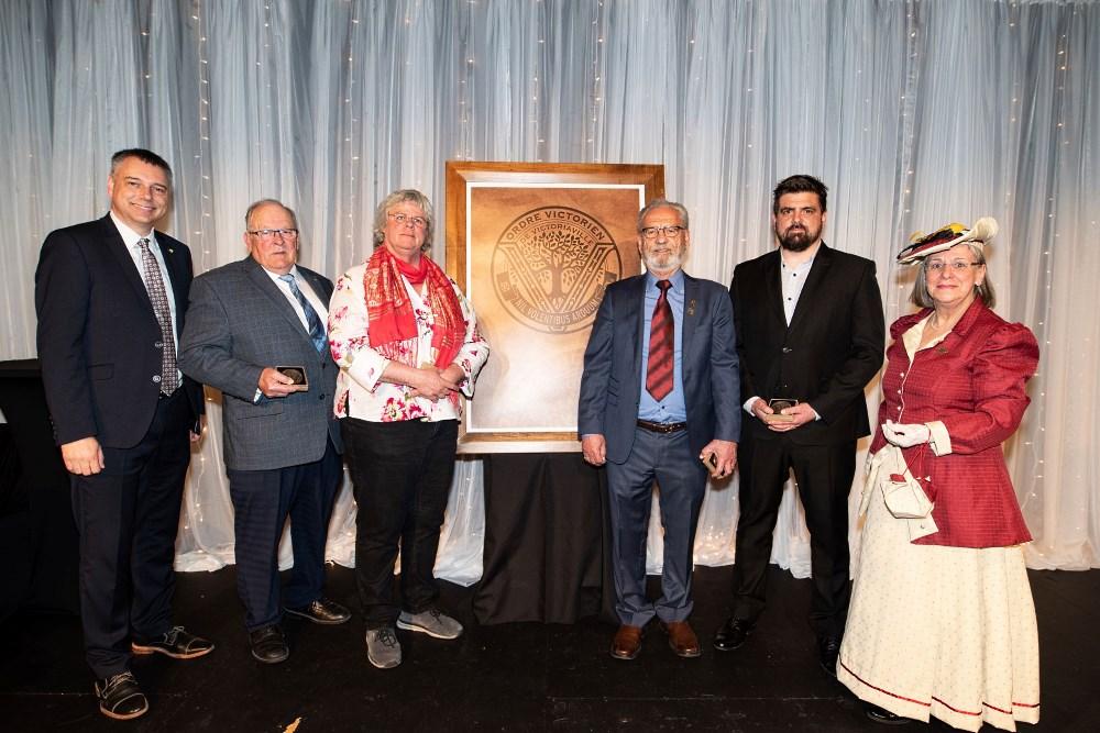 Lauréats 2018 de l'Ordre Victorien de Victoriaville