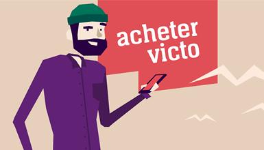 AcheterVicto.com, un nouvel outil au service des restos et commerces de Victoriaville