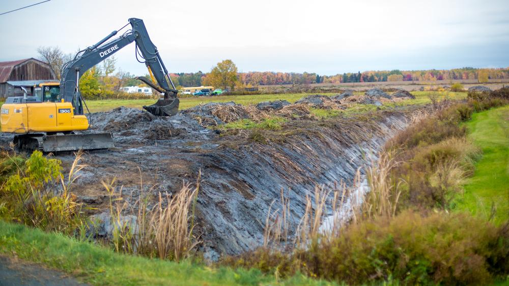 Le temps est venu de soumettre vos demandes d'entretien et d'aménagement d'un cours d'eau ou d'un fossé. Pour y parvenir, il suffit de contacter sa municipalité pour amorcer l'analyse du dossier.