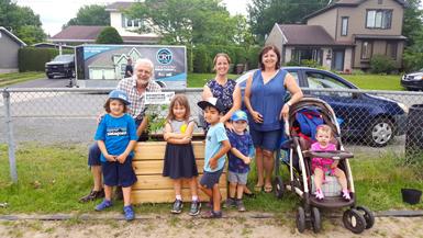 Pousses et pouces verts: De nouveaux bacs de jardinage à partager dans 7 parcs de quartier