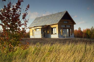 Mont Arthabaska: La maison recyclée ouverte aux visiteurs jusqu'au 18 août 2019