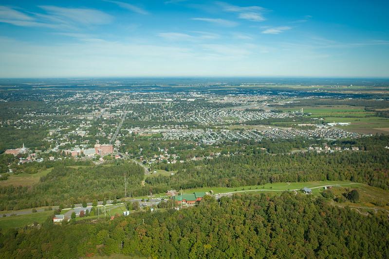 Neuf municipalités québécoises et une MRC passent en mode «solutions nature»