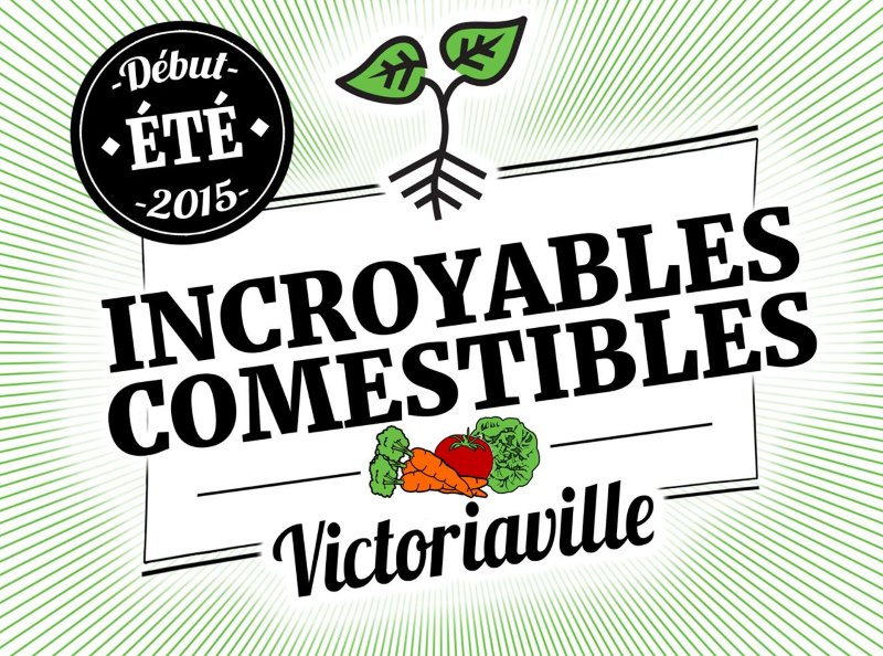 Incroyables Comestibles Victoriaville